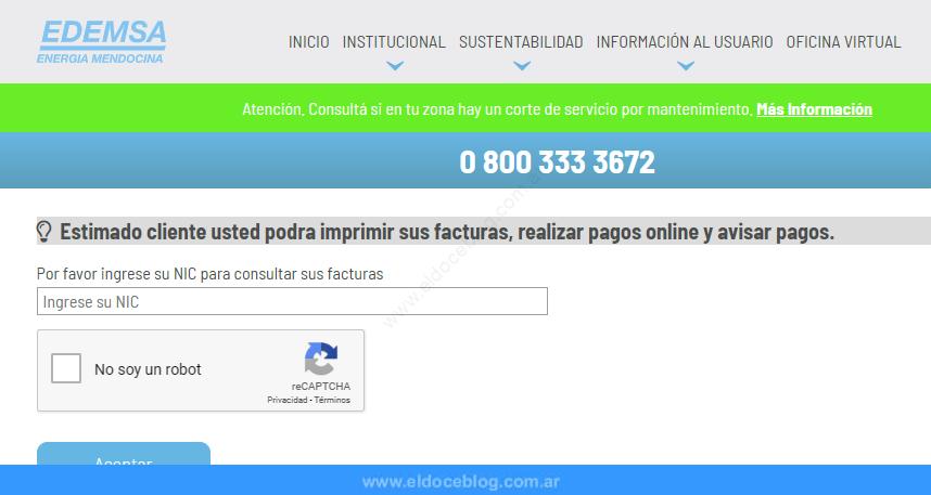 Cómo Ver Factura De Edemsa Online