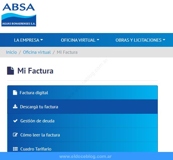 Cómo Ver Factura De ABSA Online