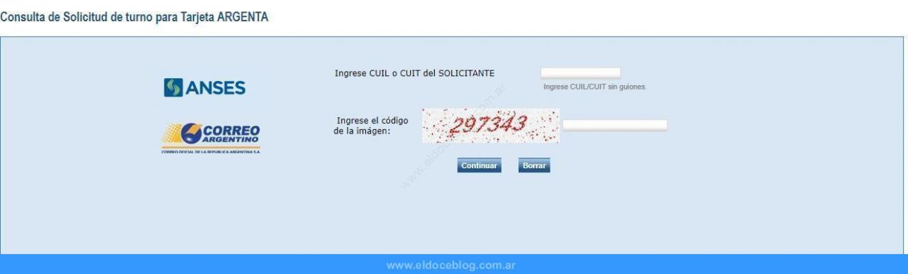 Sacar Turnos para Anses Argenta Por Internet Para Mejorar Compras Es Más Fácil