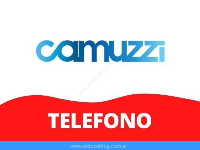Camuzzi Teléfono 0800 Como llamar Atención al Cliente