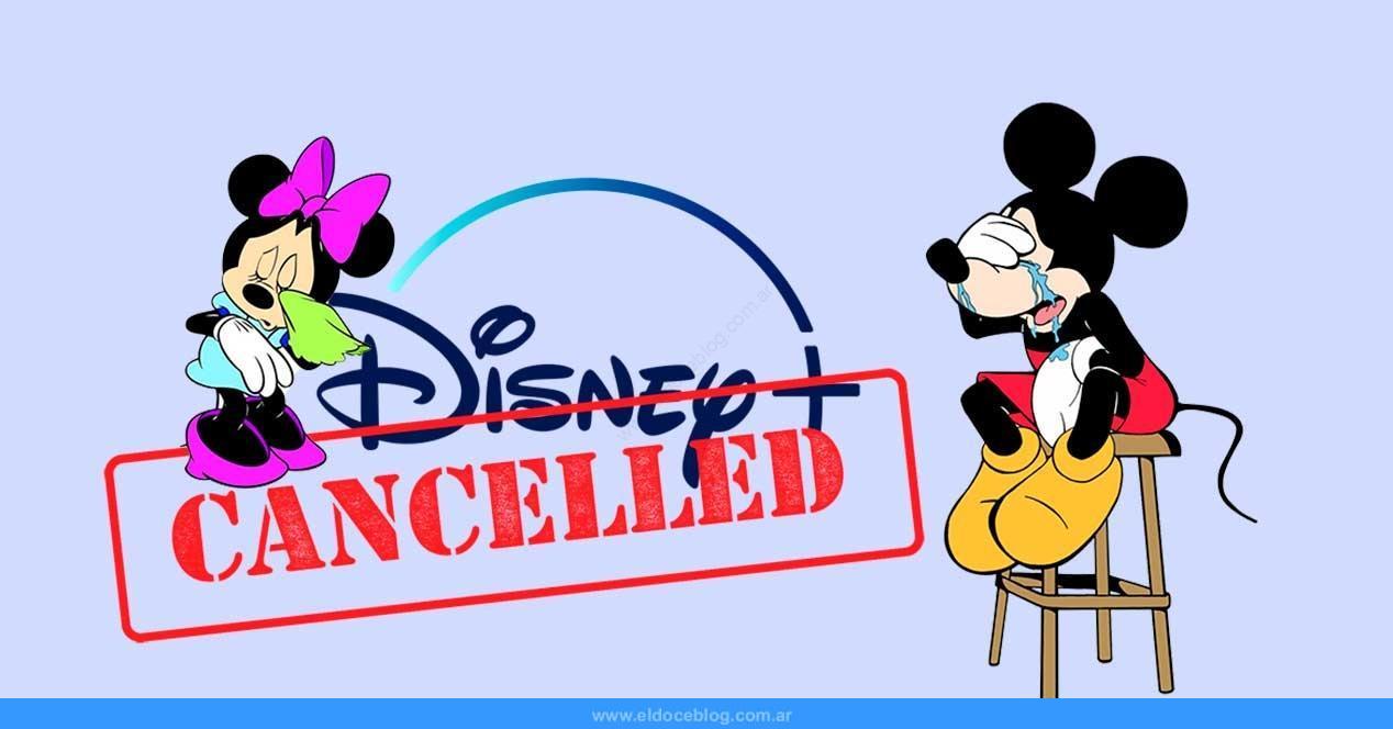 Como Dar de Baja Disney Plus Paso a Paso