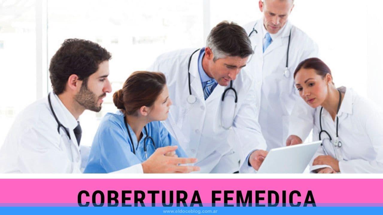 Cartilla Médica de FEMEDICA online