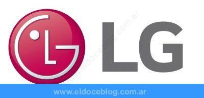 LG en Argentina – Telefono 0800 – Servicio tecnico