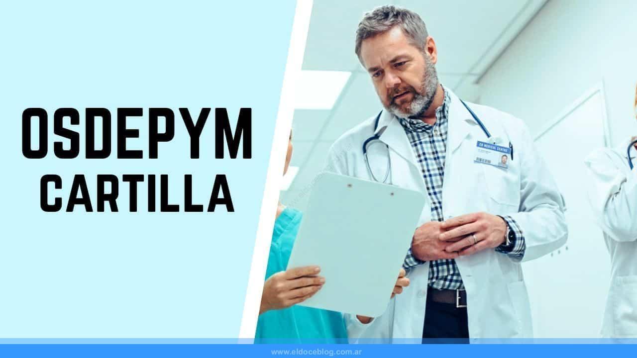 Cartilla Médica de OSDEPYM