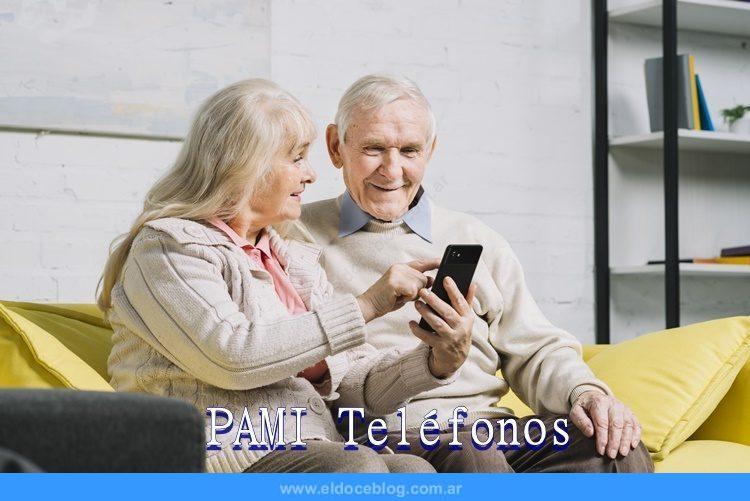 ¿Cuales Son Los PAMI Teléfonos?