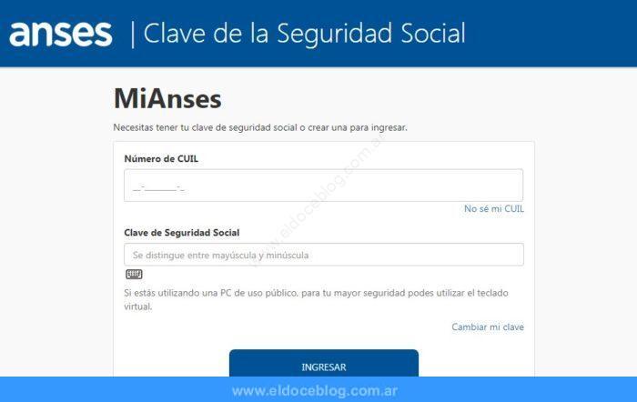 Garrafa social de Anses • Qué es, requisitos para acceder y cómo realizar el trámite