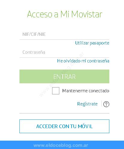 Paso 2 Cómo dar de baja servicios de movistar por internet