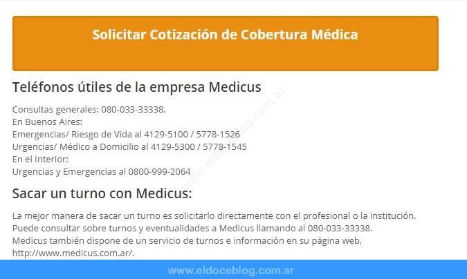 Cartillas Medicus, lo que debes saber sobre sus planes de salud