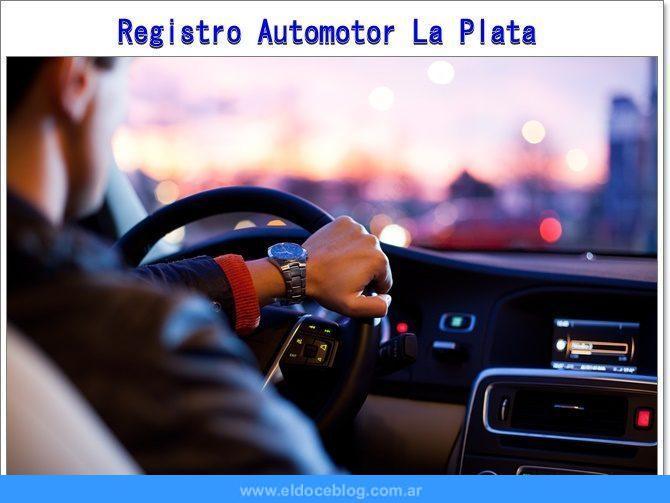 Registro Automotor La Plata