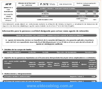 ¿Qué es Siradig y el formulario F 572?
