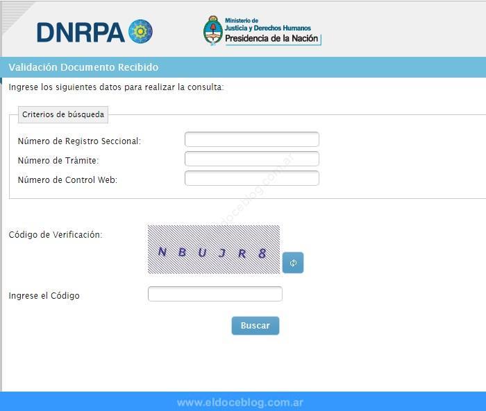 Como consultar el Dnrpa • Qué es y qué trámites se pueden consultar