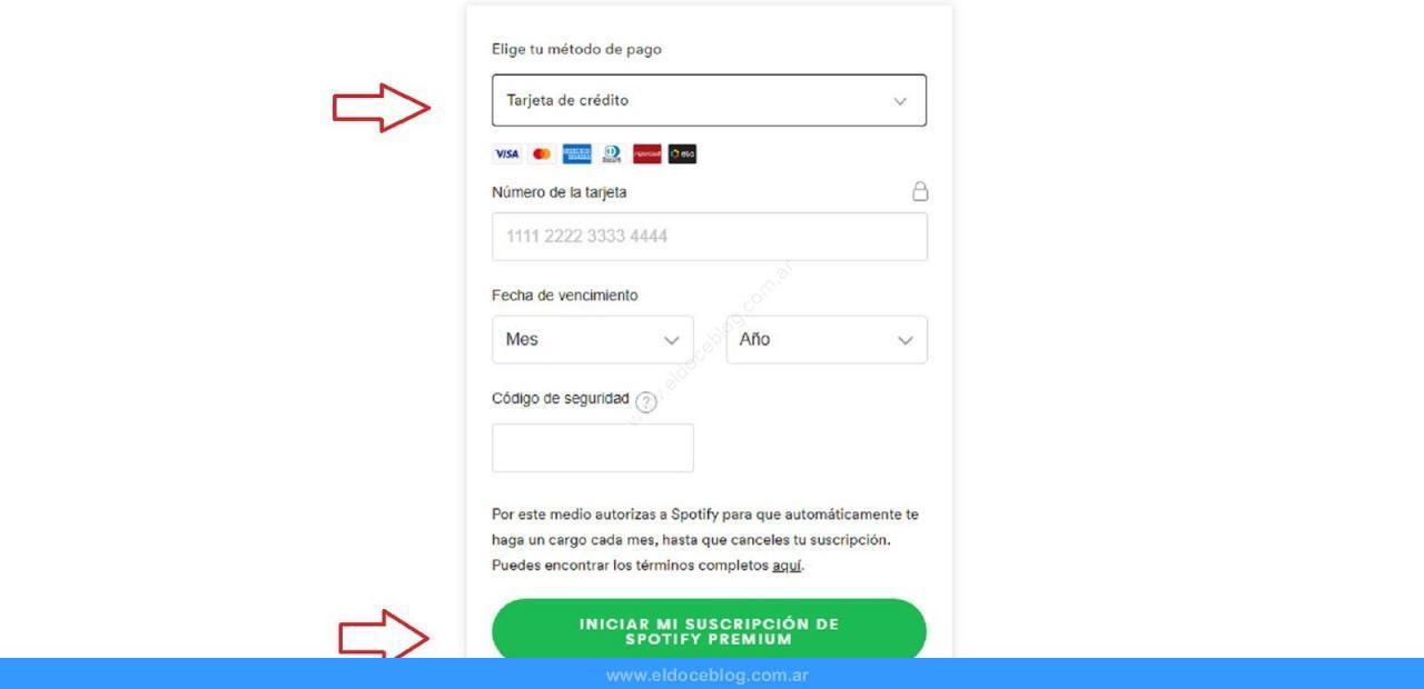 Cómo Tener Spotify Premium