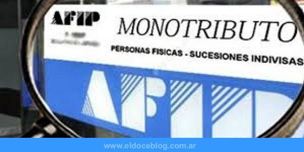 ¿Cómo ser monotributo en AFIP?