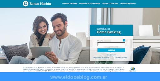 Cómo Hacer Home Banking Del Banco Nación