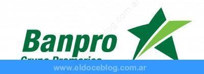 Banco de la provincia de Buenos aires (BANPRO) – Telefono y sucursales