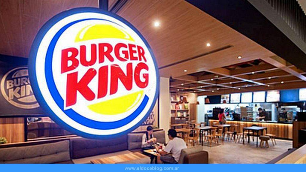 Burger King Argentina – Telefono 0800
