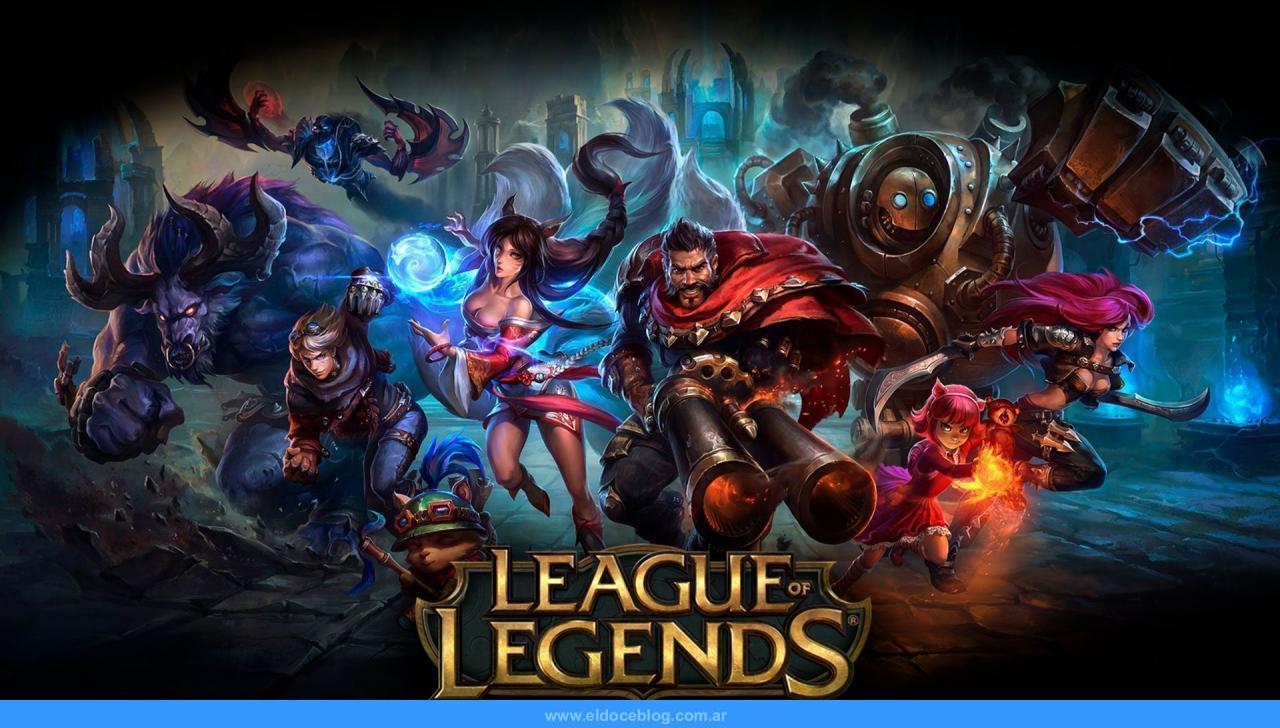 Como Descargar League Of Legends