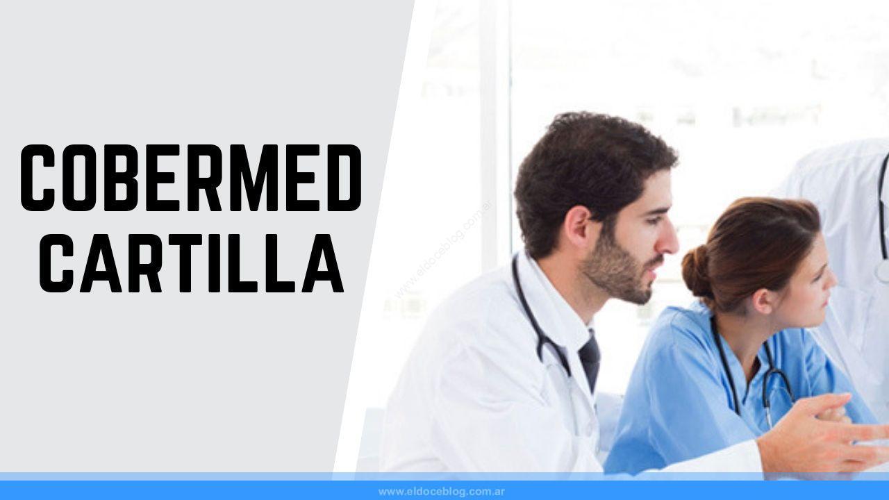 COBERMED cartilla medica