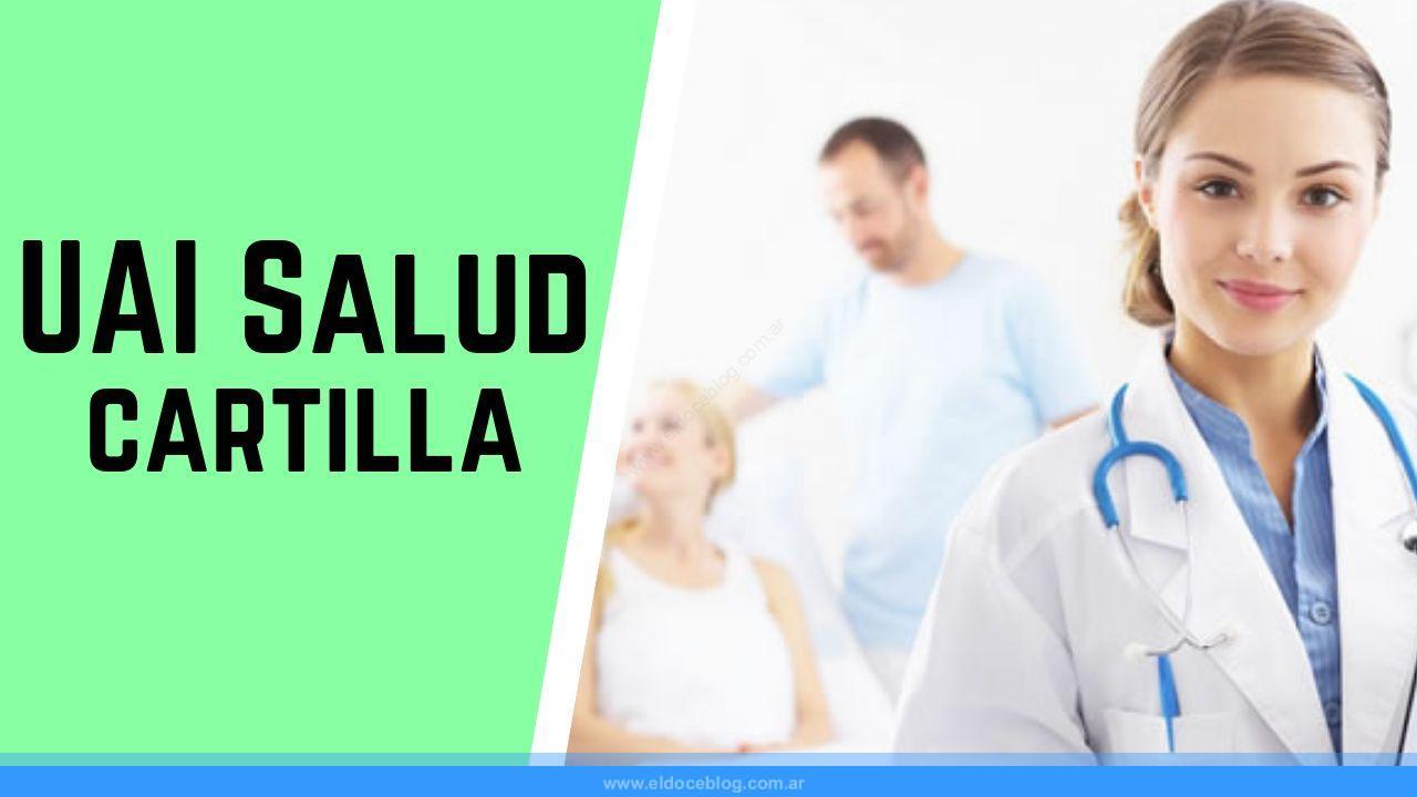 consultar cartilla UAI Salud