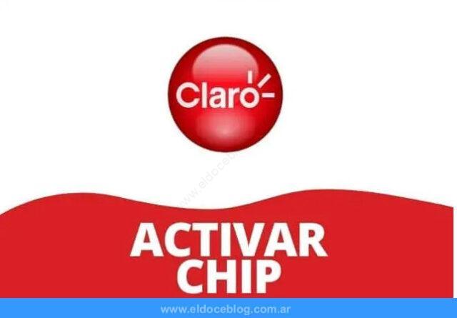 como Activar un Chip Claro en Argentina