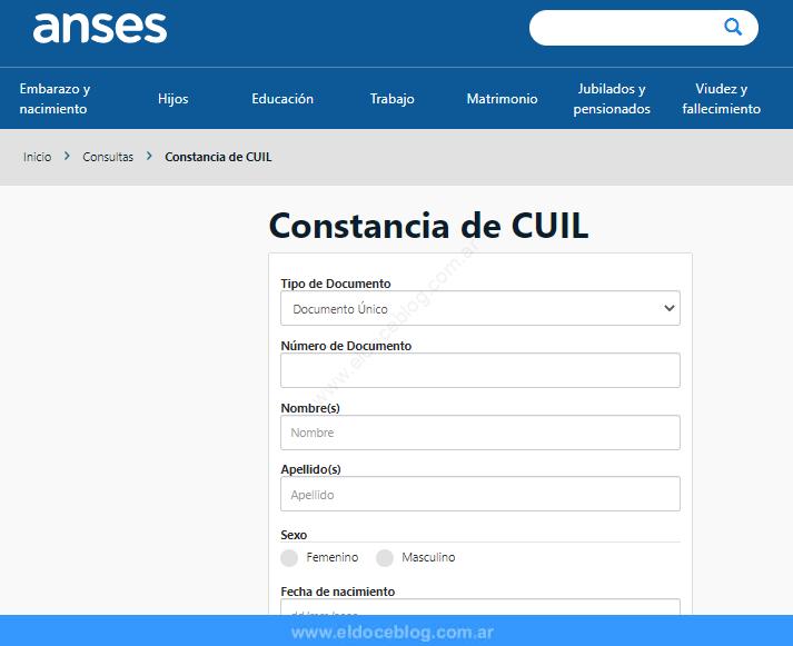 Cómo Buscar CUIL Por Nombre Y Apellido En Argentina