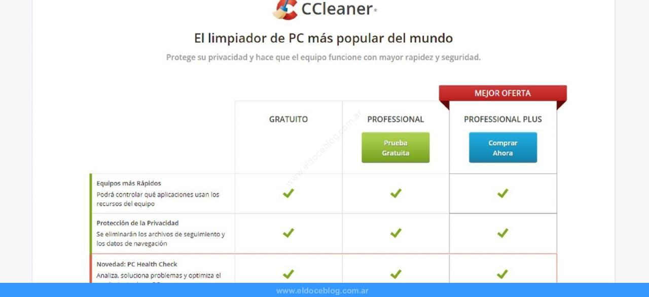Cómo Descargar CCleaner De Manera Simple