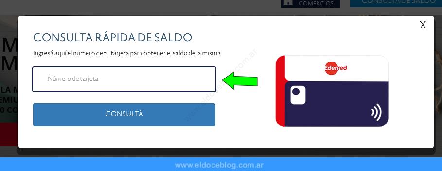¿Cómo solicitar tarjeta Edenred en Argentina?
