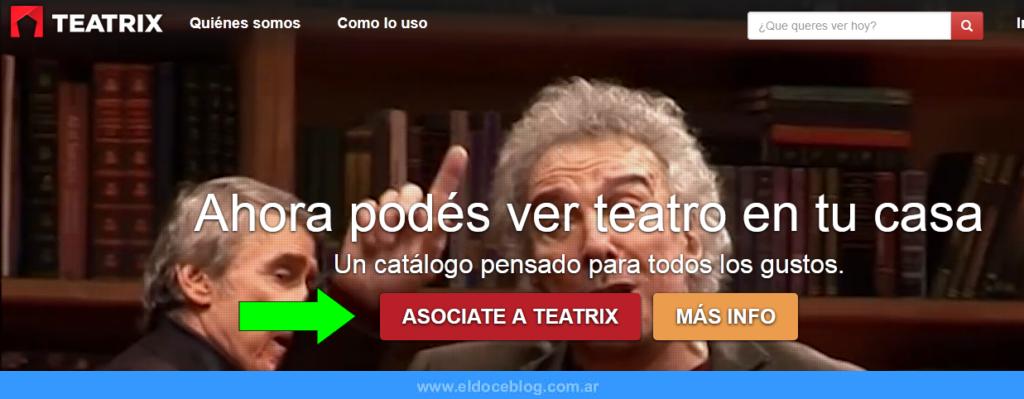 ¿Cómo registrarse en Teatrix en Argentina? Ver en Smart TV, Roku y ¿cómo se paga?