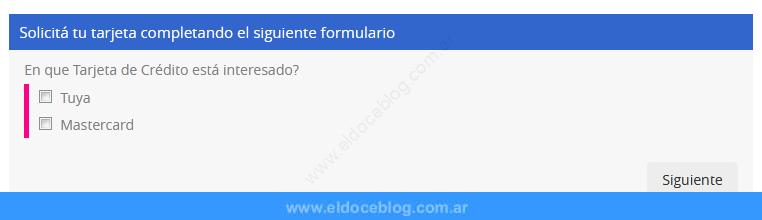 ¿Cómo solicitar Tarjeta Tuya del Banco del Chaco? Requisitos y teléfono 0800