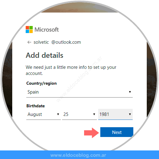 Cómo Crear Un Correo Electronico Hotmail