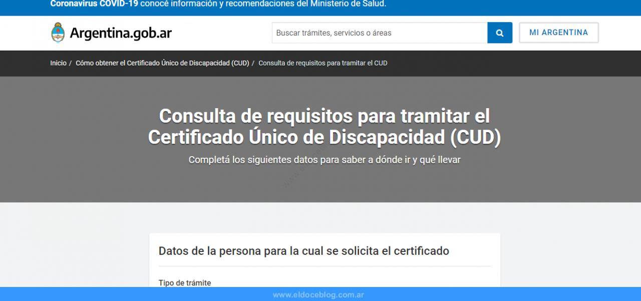 Cómo Tramitar Certificado De Discapacidad