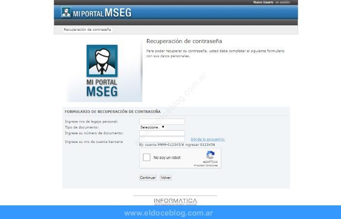 ¿Cómo ingresar a Mi Portal MSEG?