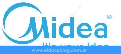 Midea Argentina – Telefono 0800