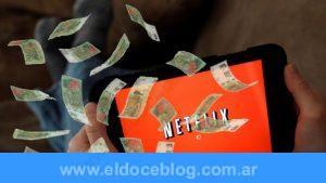 Â¿Como pasar netflix a pesos?