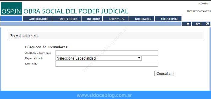 Requisitos exigidos por la Obra Social Poder Judicial