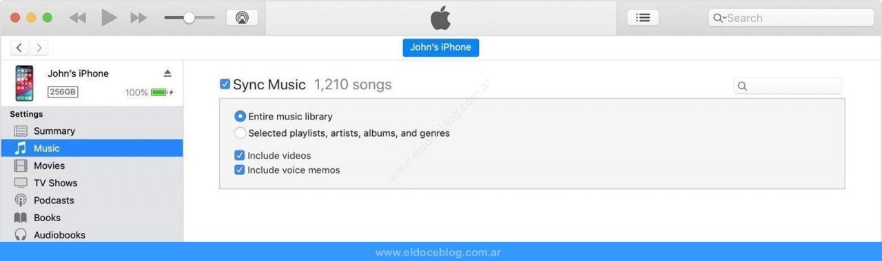 Cómo Descargar iTunes Rápidamente