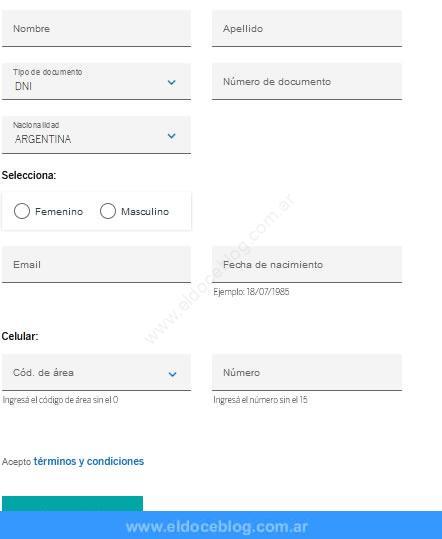 ¿Cómo solicitar la tarjeta de crédito BBVA en Argentina?