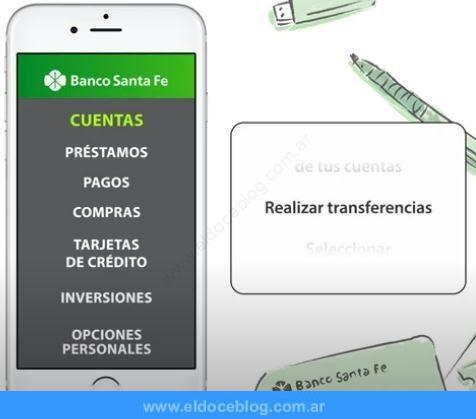 Cómo Hacer Home Banking En Banco Santa Fe