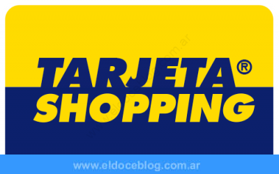 Tarjeta Shopping en Argentina