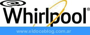 Whirlpool Argentina – Telefono 0800