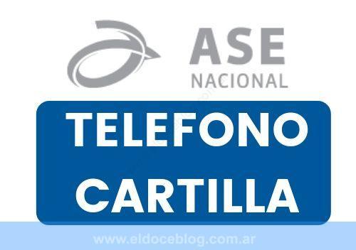 ASE Obra Social Telefono, Planes, Sucursales, Opiniones, Cartilla, Autorizaciones