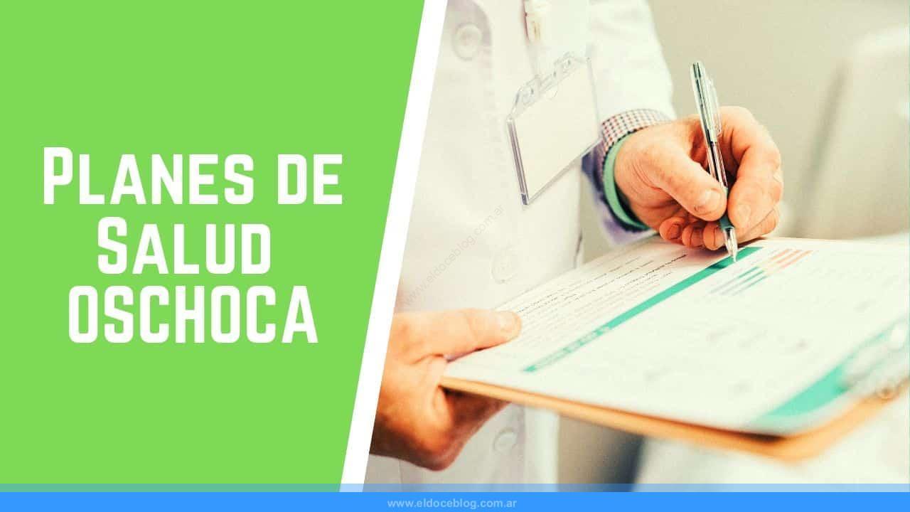 Cartilla Médica de OSCHOCA por Internet