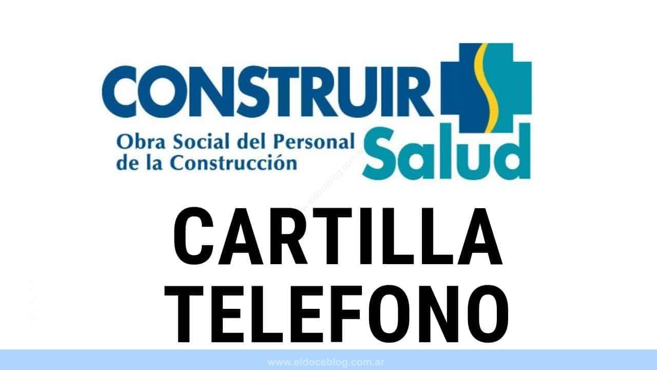 Construir Salud Obra Social Telefono Cartilla Monotributo Opiniones Carnet
