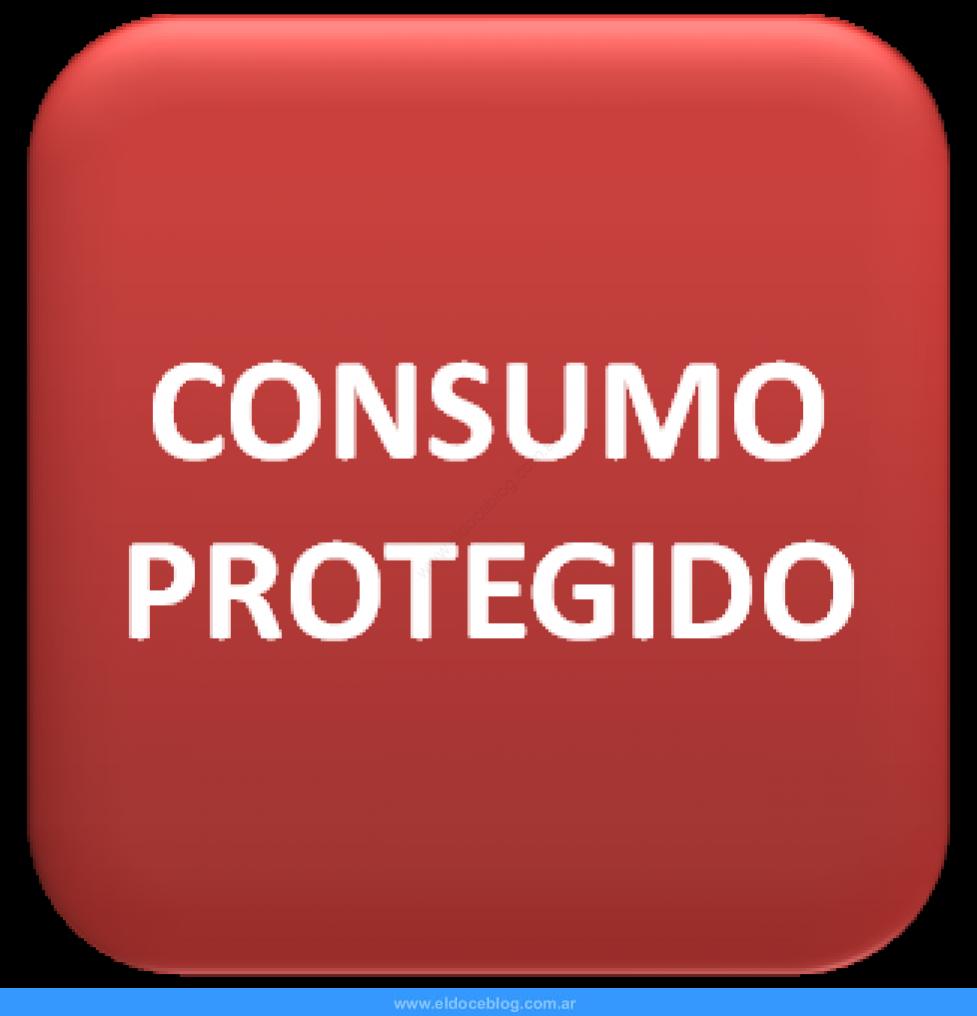 Dar de Baja un Servicio con Consumo Protegido