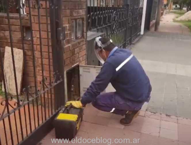 Dar de baja Tu Servicio de Ecogas
