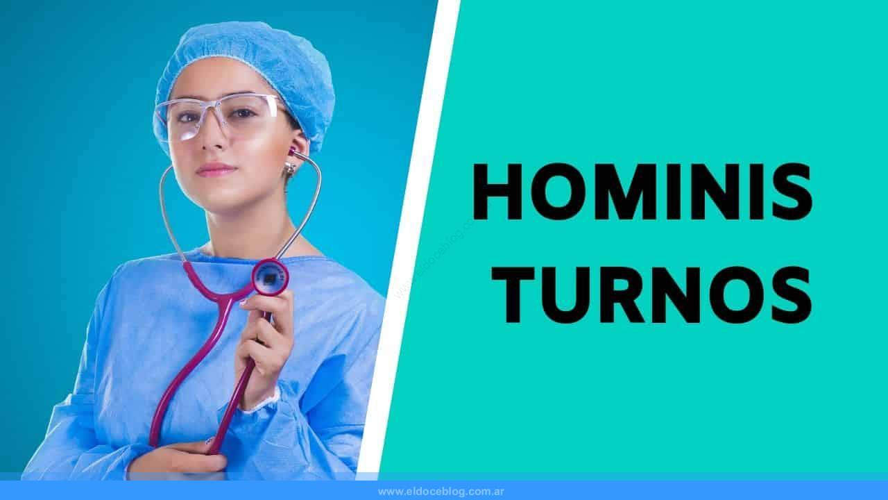 llamar por turnos Hominis