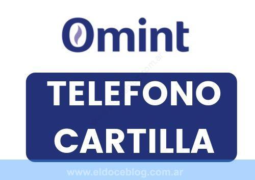 OMINT Teléfono, Cartilla, Planes, Precios, Reintegros, Sucursales