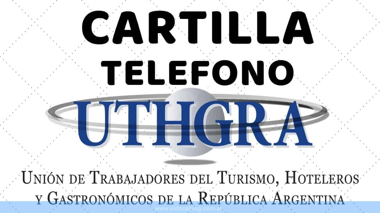OSUTHGRA Obra Social Cartilla Farmacias Telefono Opiniones Turnos