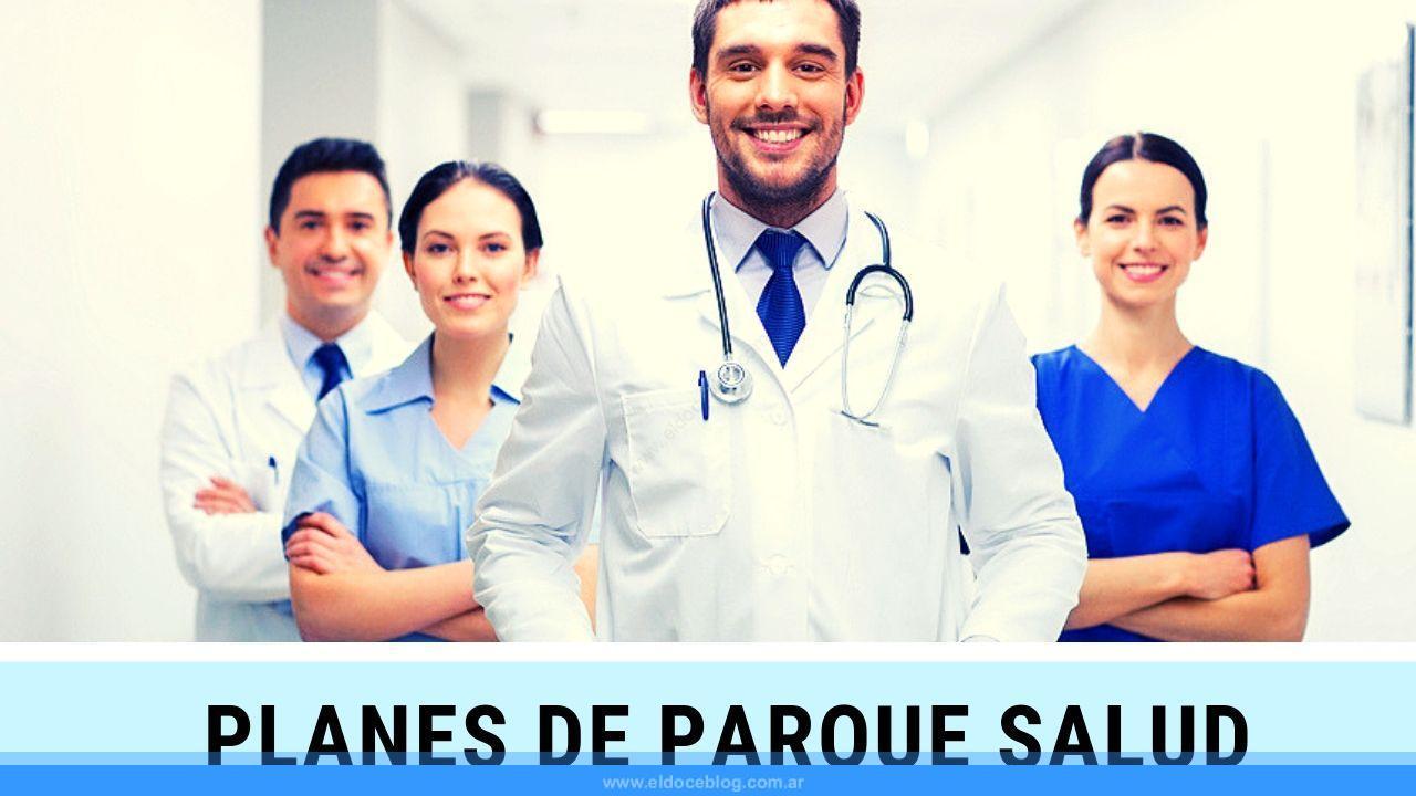 planes de salud de parque salud