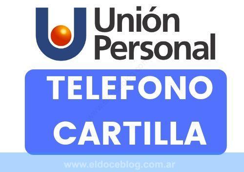 Unión Personal Turnos Cartilla Telefono Sucursales